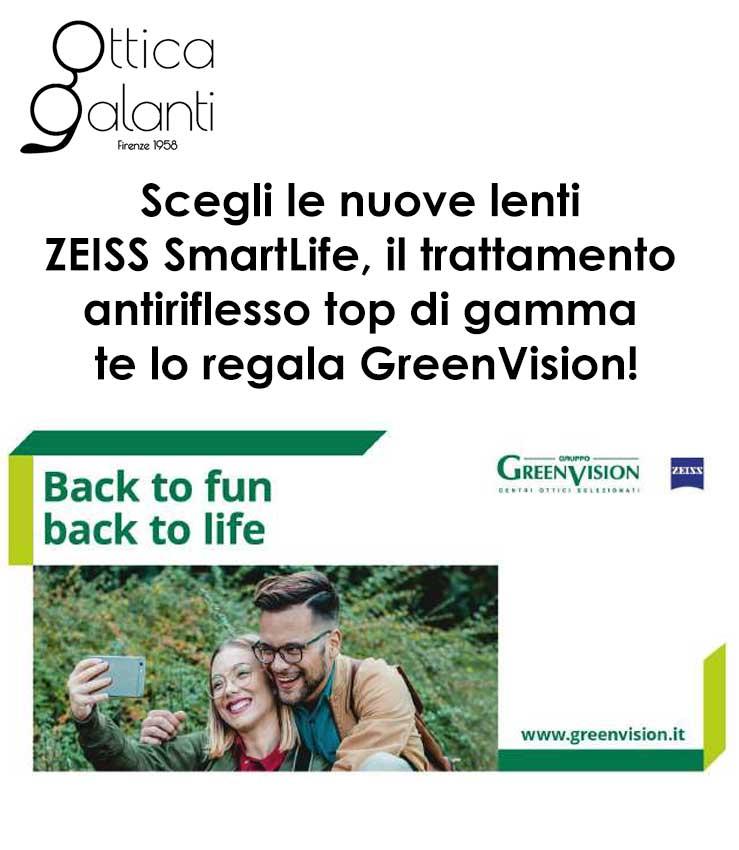 smartlife - promo - occhiali da sole firenze